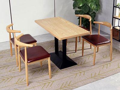 �L沙茶餐�d餐桌椅